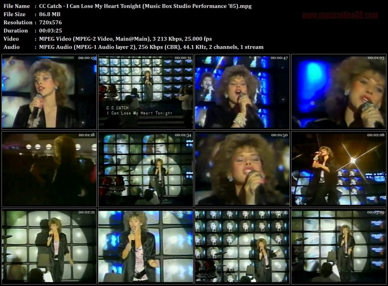Ссcatch - i can lose my heart tonight take, your chance for paradise im looking in your eyes be mine
