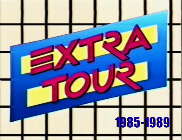 Extra Tour 1985-1989 19 DVD ( FULL Complect )