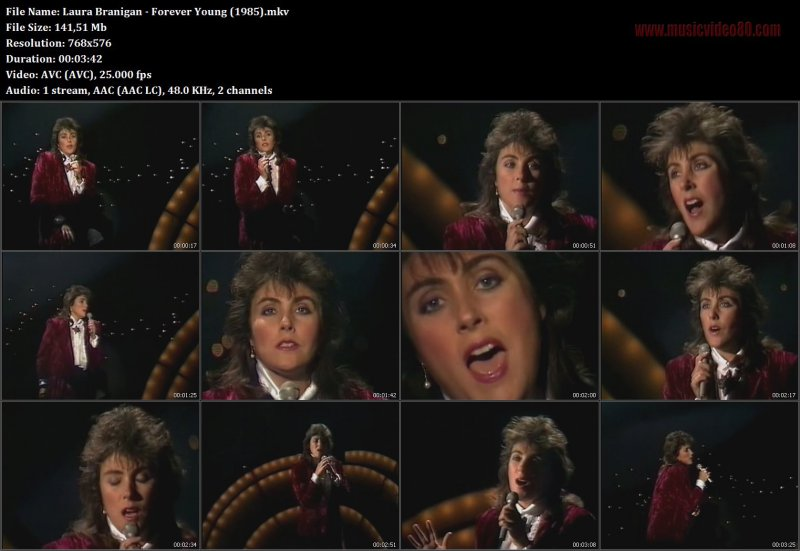 Laura Branigan - Forever Young (1985)