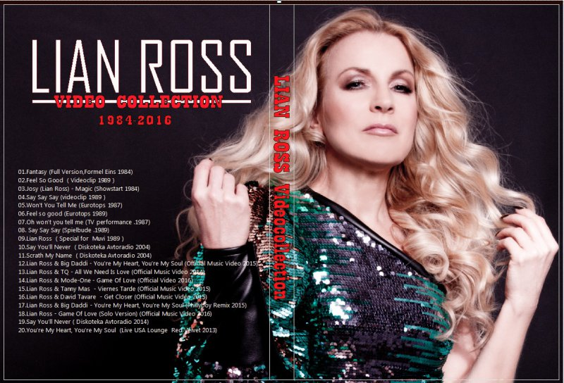 Lian Ross - Video Collection 1984-2016