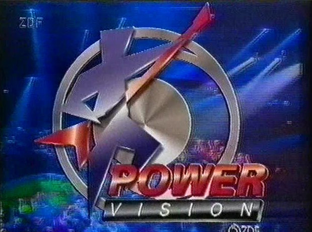 Power Vision - Die Fete 1996 (2 DVD)