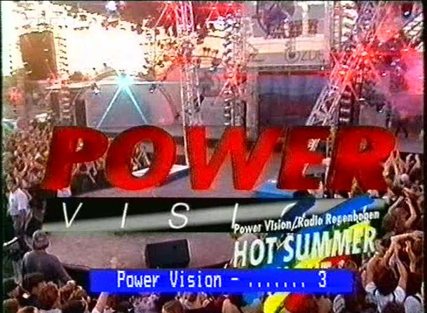 Power Vision - Hot Summer Night 1997 (3 DVD)