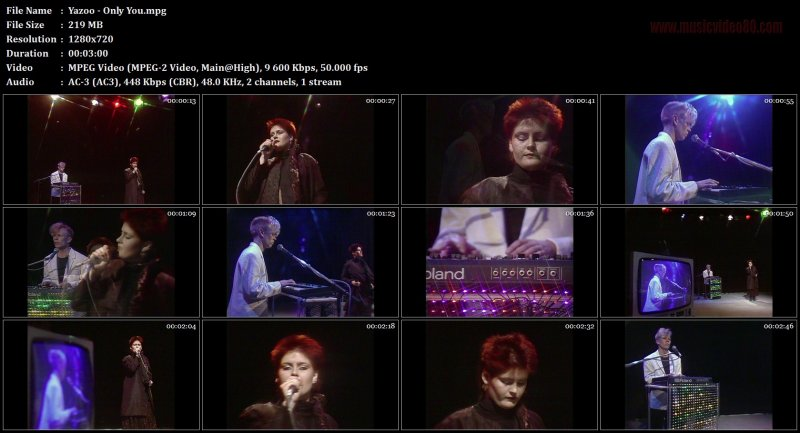 Yazoo - Only You.